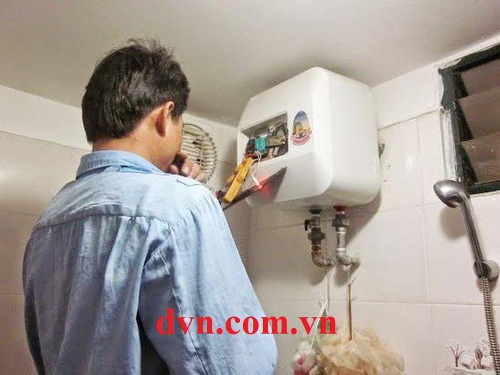 Bảo dưỡng bình nóng lạnh vào mùa hè cũng rất cần thiết