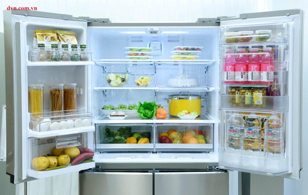 Công nghệ mới trên những dòng tủ lạnh hiện đại hiện nay