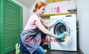 Hướng dẫn vệ sinh máy giặt cửa trên và cửa trước đơn giản ngay tại nhà