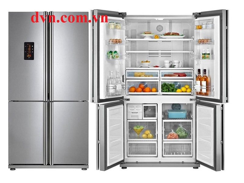Các lỗi cơ bản thường gặp ở tủ lạnh