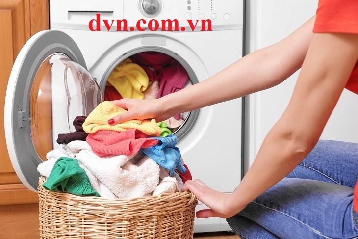 Những lỗi cơ bản thường gặp ở máy giặt