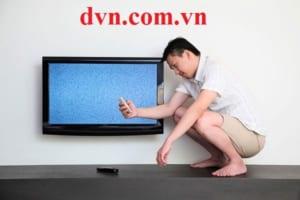 Những lỗi cơ bản ở tivi hay gặp