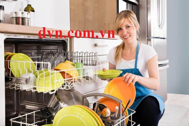 Những nguyên nhân khiến máy rửa bát rửa không sạch