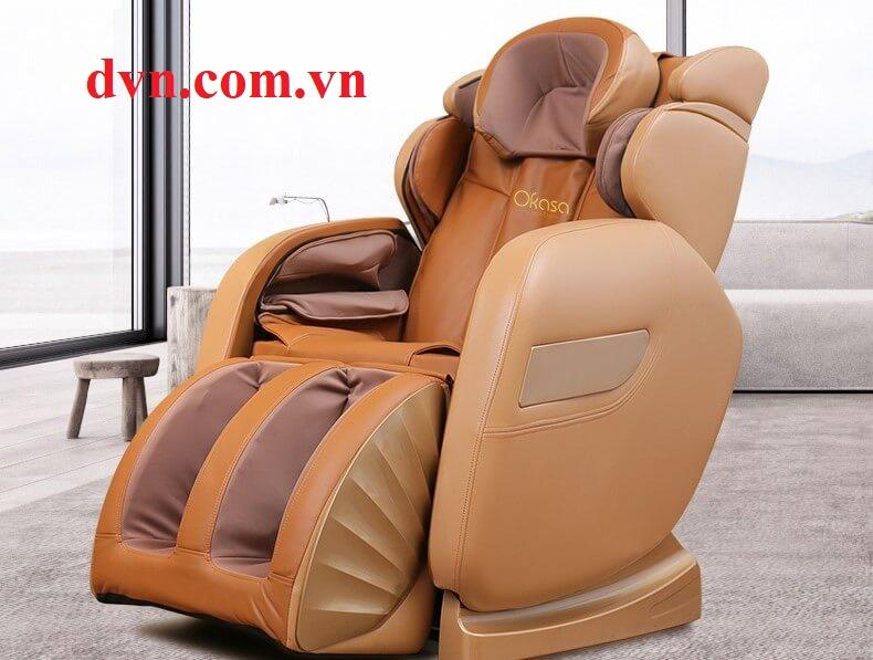 Tại sao ghế massage lại được ưa chuộng trên thị trường hiện nay?